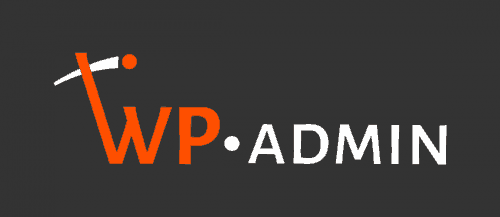 Logo WP-admin