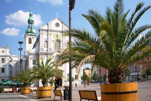 Opava Dolní náměstí