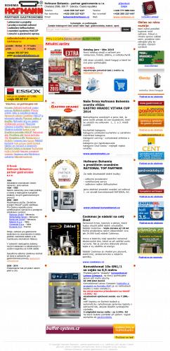 Původní web hofmann.cz
