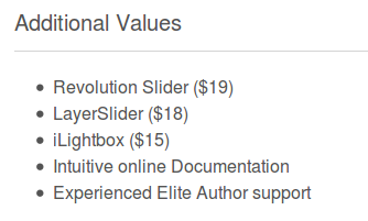 Sublicencované pluginy