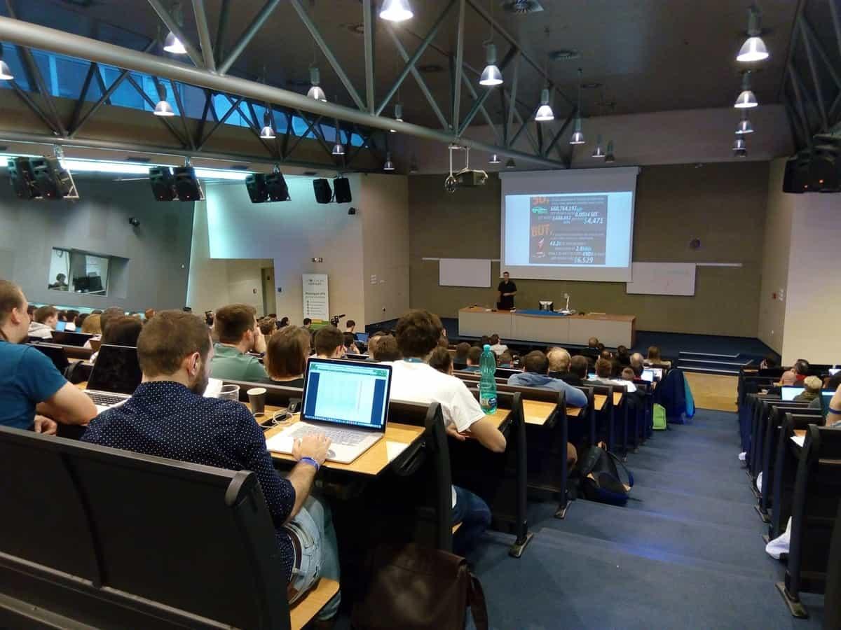 Přednáška Filipa Podstavce na WordCampu 2017