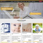 Web pro crowdfundingové sbírky