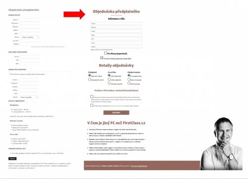 porovnání formulářů