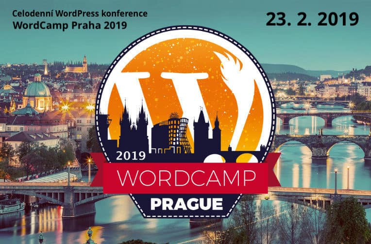 WordCamp Praha 2019