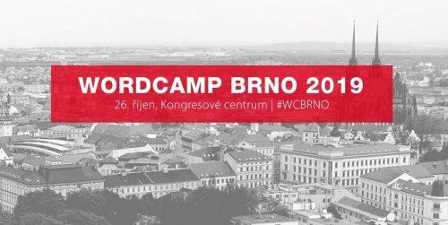 WordCamp Brno 2019 - Kongresové centrum